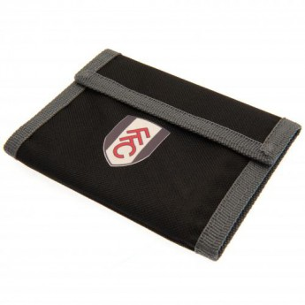 Fulham portfel Nylon Wallet black