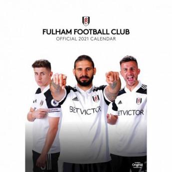 Fulham kalendarz 2021