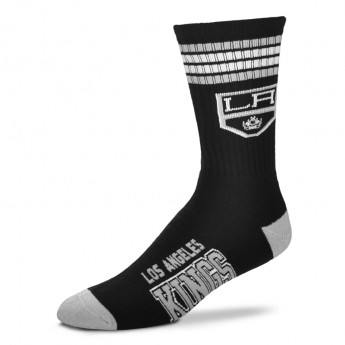 Los Angeles Kings skarpetki dziecięce 4 Stripes Crew