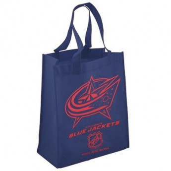 Columbus Blue Jackets torba zakupowa blue