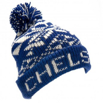 Chelsea czapka zimowa Fairisle Ski Hat