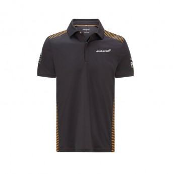 McLaren Honda męska koszulka polo grey F1 Team 2021