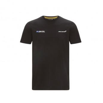 McLaren Honda koszulka męska Ricciardo NO3 Black F1 Team 2021