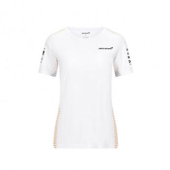 McLaren Honda koszulka damska White F1 Team 2021