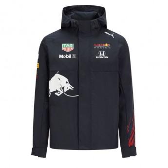 Red Bull Racing męska kurtka z kapturem Teamwear Rain F1 Team 2021