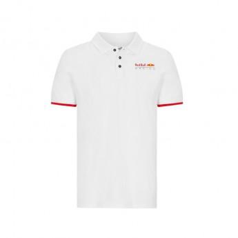 Red Bull Racing męska koszulka polo Classic White F1 Team 2021