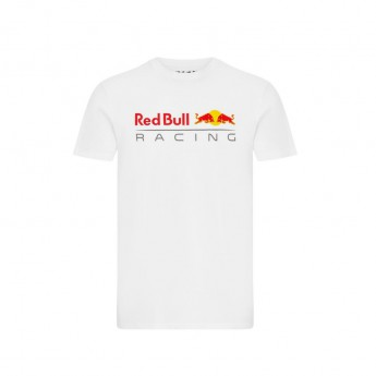 Red Bull Racing koszulka męska Logo White F1 Team 2021