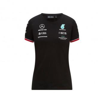 Mercedes AMG Petronas koszulka damska Black F1 Team 2021