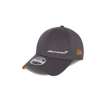McLaren Honda dziecięca czapka baseballowa Essentials Antracite F1 Team 2021