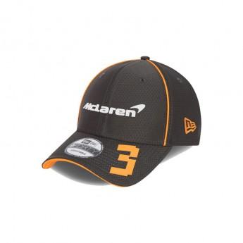 McLaren Honda dziecięca czapka baseballowa Antracit Ricciardo F1 Team 2021