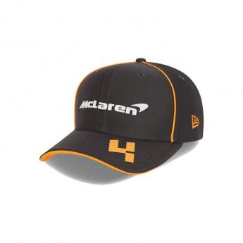 McLaren Honda dziecięca czapka baseballowa Antracit Norris F1 Team 2021