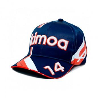 Alpine F1 czapka baseballówka Alonso Navy F1 Team 2021