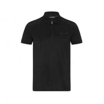 McLaren Honda męska koszulka polo Tech Black F1 Team 2021