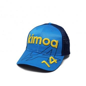 Alpine F1 czapka baseballówka Alonso SE Spain GP F1 Team 2021