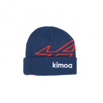 Alpine F1 czapka zimowa Alonso F1 Team 2021