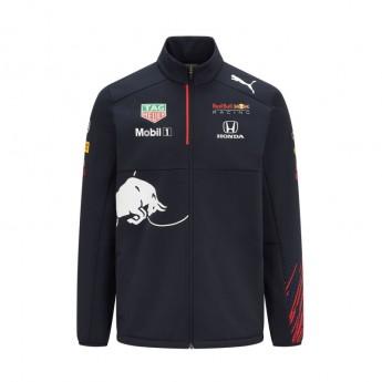 Red Bull Racing kurtka męska Teamwear Softshell F1 Team 2021