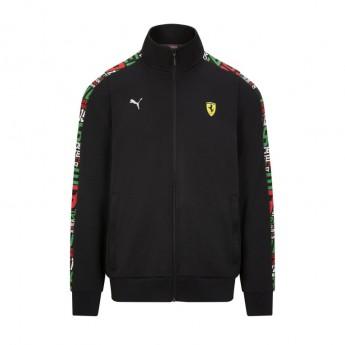 Ferrari bluza męska PUMA Track black F1 Team 2021