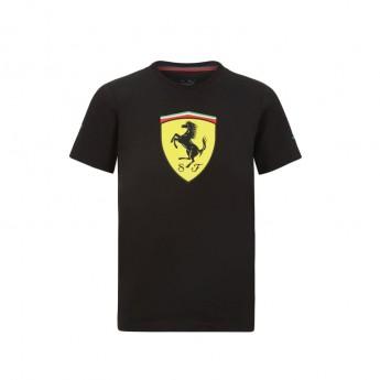 Classic PUMA Ferrari F1 2021 Black T-shirt