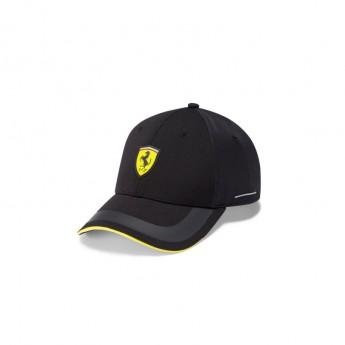 Ferrari czapka baseballówka PUMA Tech Black F1 Team 2021