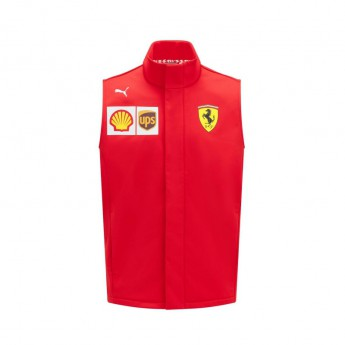 Ferrari kamizelka męska Gilet Red F1 Team 2021