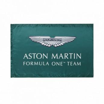 Aston Martin flaga green F1 Team 2021