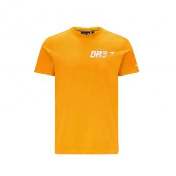 McLaren Honda koszulka męska DR3 AUS Orange F1 Team 2021