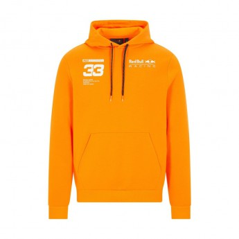 Red Bull Racing męska bluza z kapturem Verstappen Orange F1 Team 2021