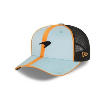 McLaren Honda czapka baseballówka Gulf blue-black F1 Team 2021