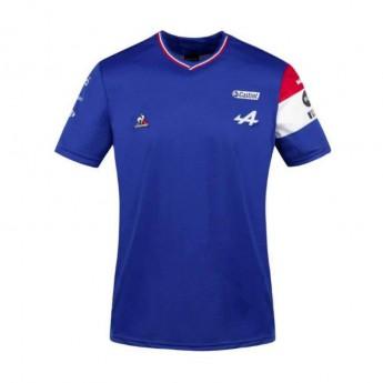 Alpine F1 koszulka męska Esteban Ocon F1 Team 2021