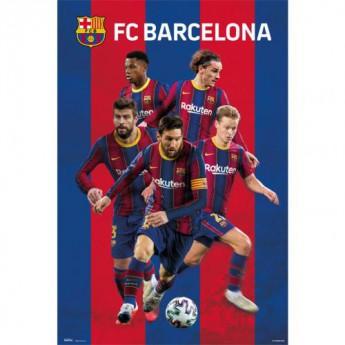 Barcelona plakat Players 30