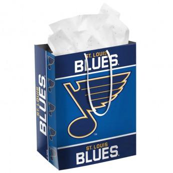 St. Louis Blues torba podarunkowa Gift Bag