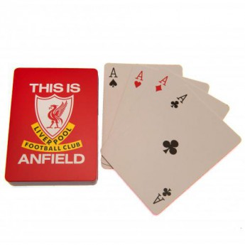 Liverpool karty 32 psc