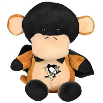 Pittsburgh Penguins pluszowy superbohater małpa