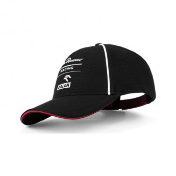 Alfa Romeo Racing czapka baseballówka Orlen black F1 Team 2021