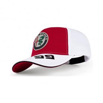 Alfa Romeo Racing czapka baseballówka Giovinazzi F1 Team 2021
