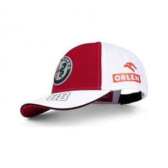 Alfa Romeo Racing czapka baseballówka Kubica F1 Team 2021