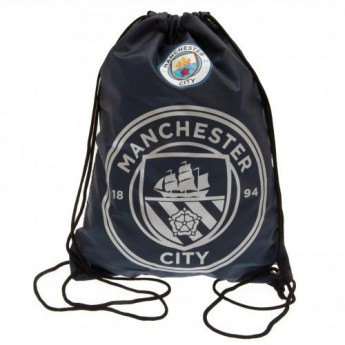 Manchester City worek na buty dark logo