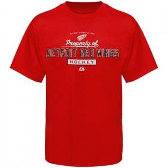 Detroit Red Wings T-shirt Property of