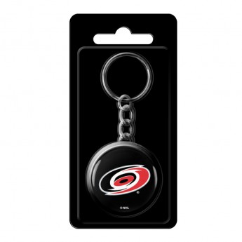 Carolina Hurricanes NHL brelok mini krążek
