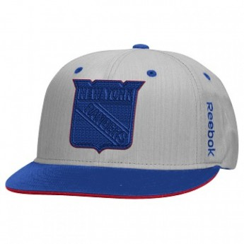 New York Rangers Czapka Center Ice Snapback