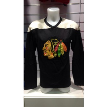 Chicago Blackhawks t-shirt Long Sleeve Crew 15
