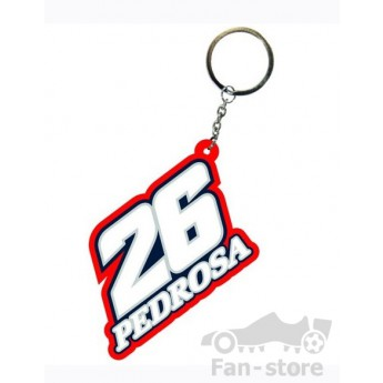 Daniel Pedrosa brelok do kluczy número 26