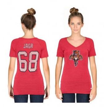 Florida Panthers koszulka damska Jaromír Jágr #68 CCM