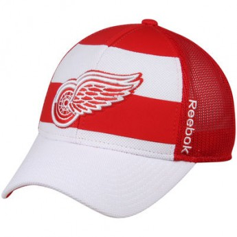 Detroit Red Wings czapka baseballówka Face Off Trucker 2016