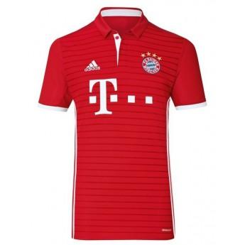 Bayern Monachium piłkarska koszulka meczowa 16/17 home