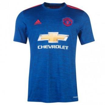 Manchester United piłkarska koszulka meczowa 16/17 away