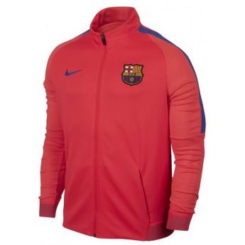 FC Barcelona męska nike kurtka strke trk