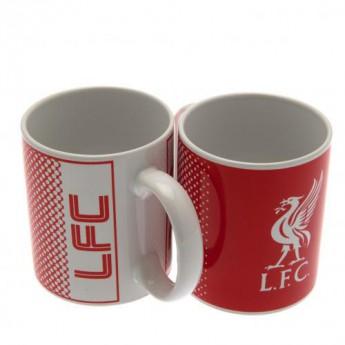 Liverpool kubek Red mug FD
