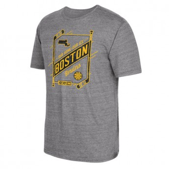 Boston Bruins T-shirt Our Home Our Ice