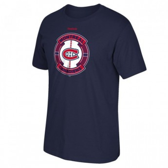 Montreal Canadiens T-shirt Slick Pass Tee